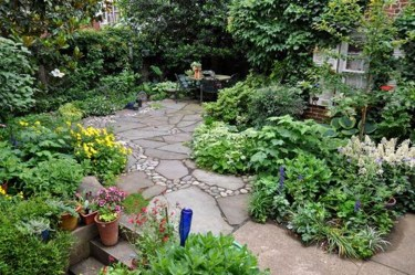Amazing Design For Tiny Yard Garden 21