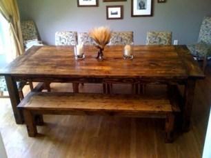 Astonishing Rustic Dining Room Desgin Ideas 07