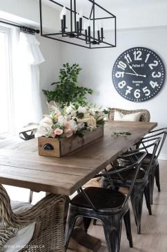 Astonishing Rustic Dining Room Desgin Ideas 13