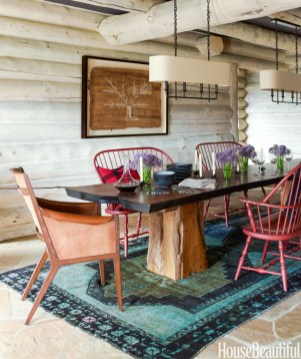 Astonishing Rustic Dining Room Desgin Ideas 30