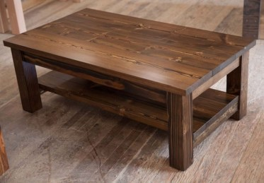 Awesome Diy Coffee Table Projects 17
