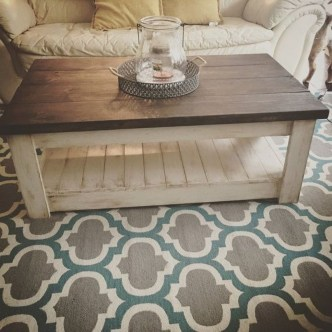 Awesome Diy Coffee Table Projects 21
