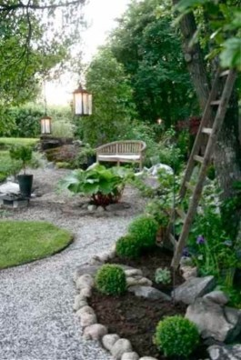 Best Landscaping Design Ideas For Backyards And Frontyards 34