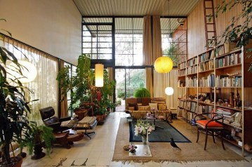 Comfortable And Modern Mid Century Living Room Design Ideas 18