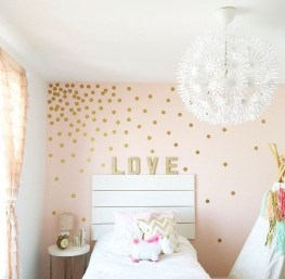 Cute And Girly Pink Bedroom Design For Your Home 18