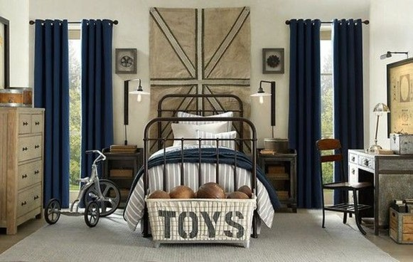 Cute Boys Bedroom Design For Cozy Bedroom Ideas 13