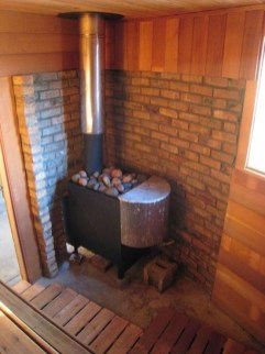 Easy And Cheap Diy Sauna Design You Can Try At Home 05