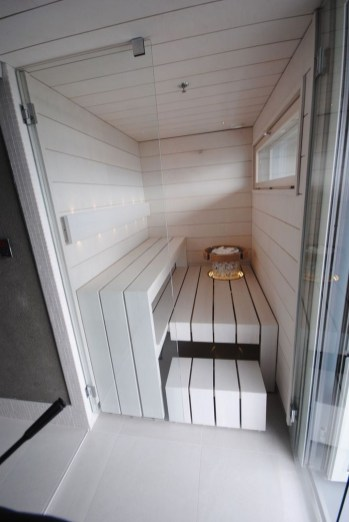 Easy And Cheap Diy Sauna Design You Can Try At Home 18