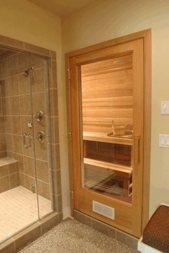 Easy And Cheap Diy Sauna Design You Can Try At Home 25