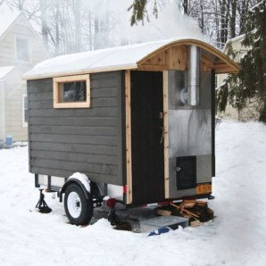 Easy And Cheap Diy Sauna Design You Can Try At Home 26