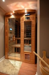 Easy And Cheap Diy Sauna Design You Can Try At Home 34