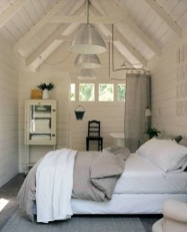 Elegant Small Attic Bedroom For Your Home 31