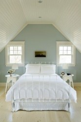 Elegant Small Attic Bedroom For Your Home 42
