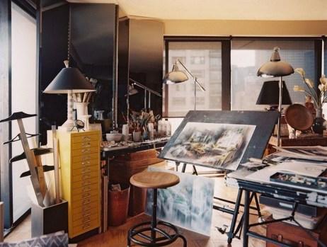 Fantastic Art Studio Apartment Design Ideas 08