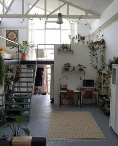 Fantastic Art Studio Apartment Design Ideas 10