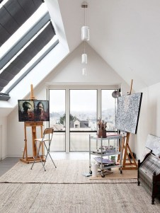 Fantastic Art Studio Apartment Design Ideas 11