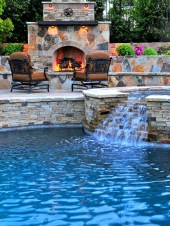 Gorgeous Mediterranean Swimming Pool Designs Out Of Your Dream 14