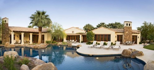 Gorgeous Mediterranean Swimming Pool Designs Out Of Your Dream 25