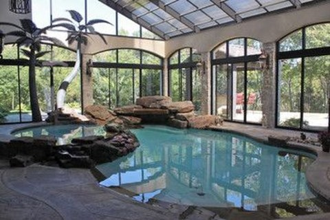 Gorgeous Mediterranean Swimming Pool Designs Out Of Your Dream 27