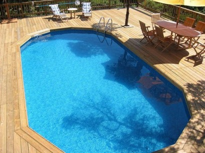 Gorgeous Mediterranean Swimming Pool Designs Out Of Your Dream 37