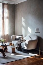 Gorgeous Scandinavian Living Room Design Ideas 07