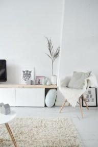 Gorgeous Scandinavian Living Room Design Ideas 23