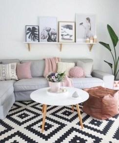 Gorgeous Scandinavian Living Room Design Ideas 33