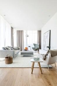 Gorgeous Scandinavian Living Room Design Ideas 35