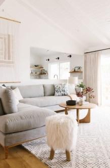Gorgeous Scandinavian Living Room Design Ideas 37