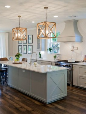 Impressive Kitchen Island Design Ideas You Have To Know 09