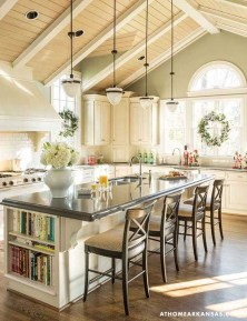 Impressive Kitchen Island Design Ideas You Have To Know 18