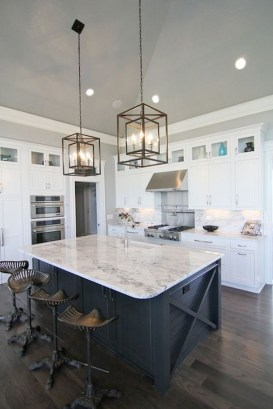 Impressive Kitchen Island Design Ideas You Have To Know 20