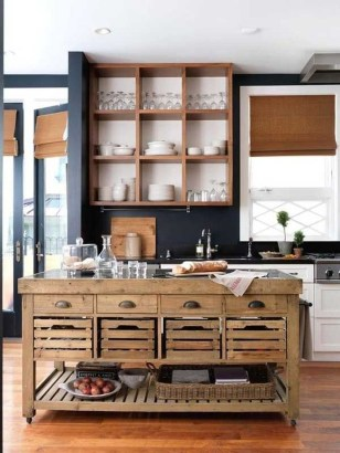 Impressive Kitchen Island Design Ideas You Have To Know 21