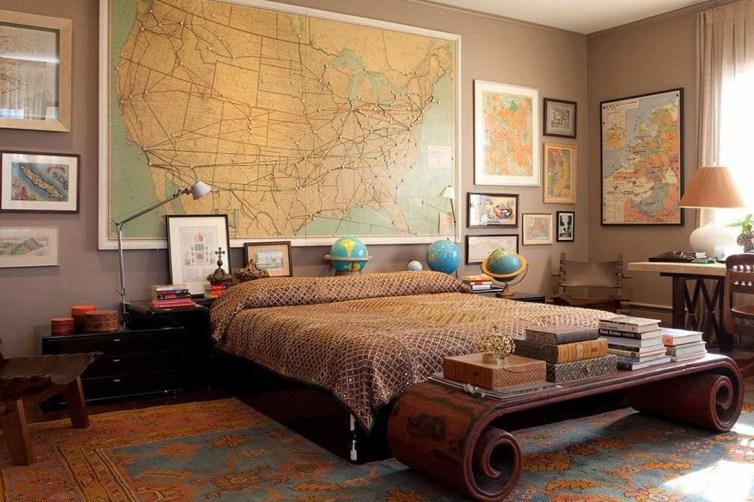 Masculine And Modern Man Bedroom Design Ideas 10
