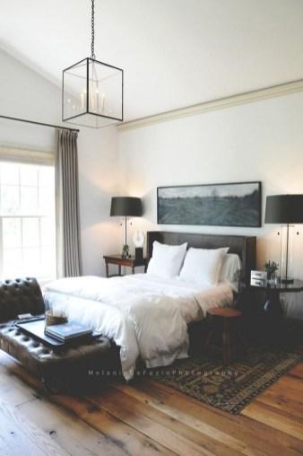 Masculine And Modern Man Bedroom Design Ideas 30