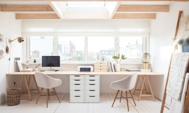Modern Home Office Design You Should Know 23
