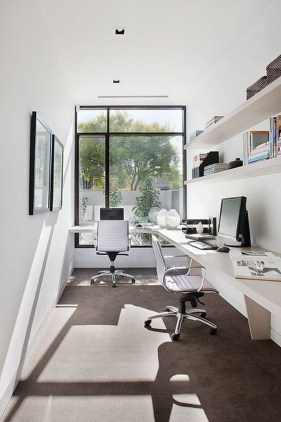 Modern Home Office Design You Should Know 27