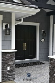 Modern Homes Decorating With Black Exteriors 02