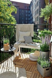 Awesome Apartment Balcony Design Ideas 01