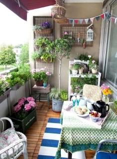 Awesome Apartment Balcony Design Ideas 03
