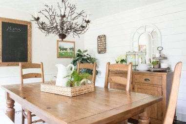Awesome Dining Room Design Ideas For This Summer 30