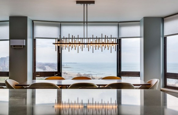 Awesome Lighting For Dining Room Design Ideas 26