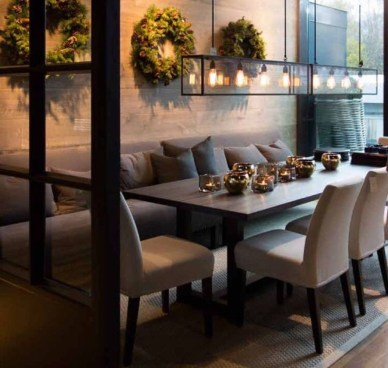 Awesome Lighting For Dining Room Design Ideas 32