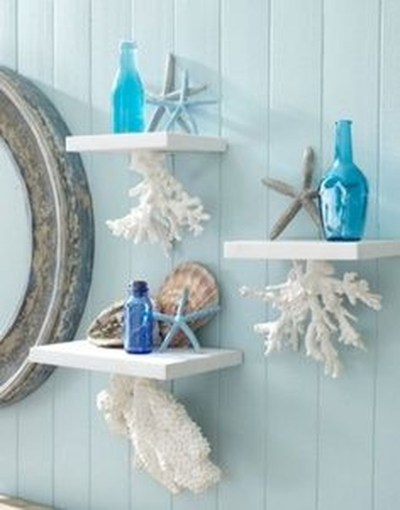 Beautiful Bathroom Decoration In A Coastal Style Decor 21