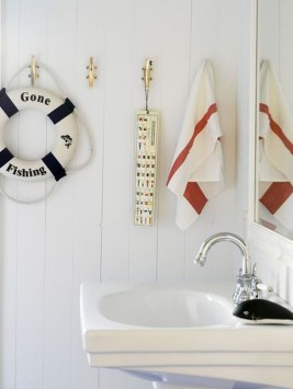 Beautiful Bathroom Decoration In A Coastal Style Decor 27