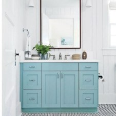 Beautiful Bathroom Decoration In A Coastal Style Decor 32