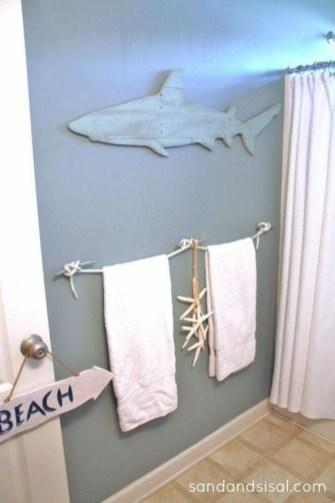 Beautiful Bathroom Decoration In A Coastal Style Decor 37