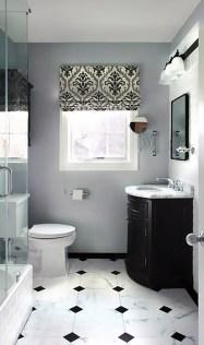 Beautiful Classic Bathroom Design Ideas 13