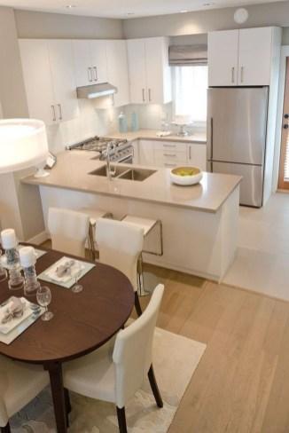 Brilliant Small Apartment Decor And Design Ideas 11