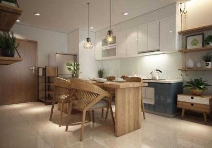 Brilliant Small Apartment Decor And Design Ideas 21